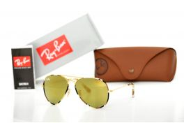 Солнцезащитные очки, Ray Ban Original 3026haki-g