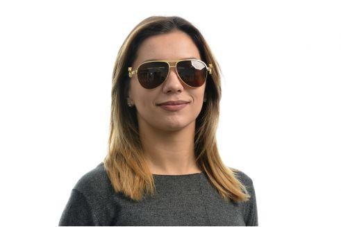 Женские очки Cartier 820094g-W
