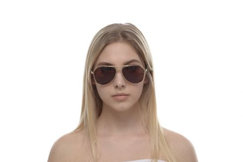 Женские очки Dolce & Gabbana dg2106-brown-W