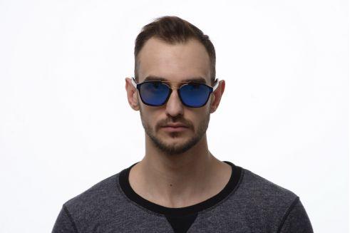 Мужские очки Christian Dior abstract-blue-M