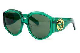 Солнцезащитные очки, Женские очки Gucci 0151s-green