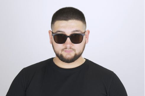Мужские очки  2021 года 4297-brown-M