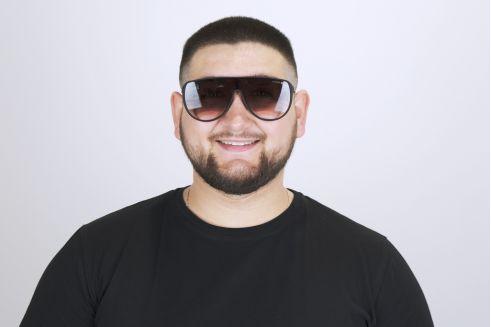 Мужские очки  2021 года 20243-brown