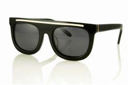 Солнцезащитные очки, Мужские очки Retro -black