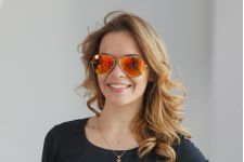 Ray Ban Original 3026D-orange