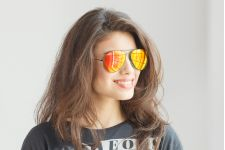 Ray Ban Original 3026D-orange-bl