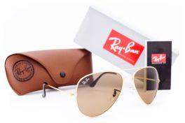 Солнцезащитные очки, Ray Ban Aviator 3025br-g